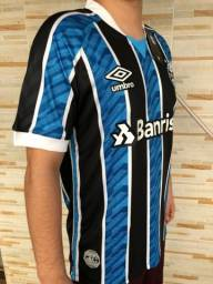 Camisa Grêmio Tricolor