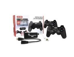 Videogame Retrô Com 2 Controles Sem Fio 3000 Jogos Clássico