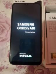 V/t Celular Samsung A10 semi novo