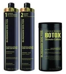 Kit Semi defiinitiva+btoxx