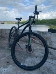 Bicicleta Hoston aro 27,50