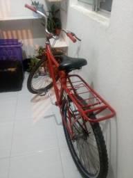Título do anúncio: Bicicleta Caloi com nota fical