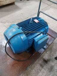 Título do anúncio: Motor elétrico 40 cv, 3560 rpm , trifásico 220/380v.