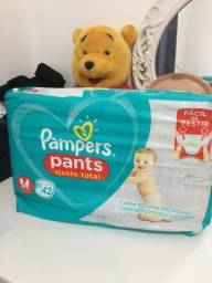 Pacote Pampers pants
