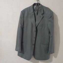 Conjunto terno e calça e gravata