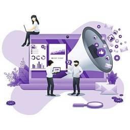 Marketing Digital - Sites - Google - Loja Virtual - Aplicativo