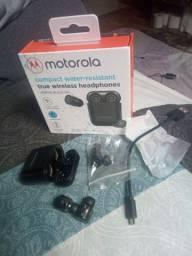 Vendo fone Motorola