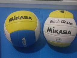 Bolas de vôlei de praia