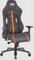 Cadeira Gamer DarkFlash Preto/Laranja - RC-900 - Loja Fgtec Informática