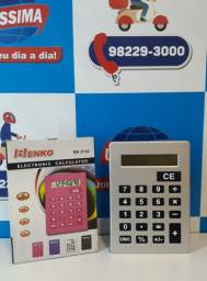 Calculadora Prata Grande Bk-5142 Benko 8 Digitos
