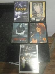dvds musicais e filmes originais
