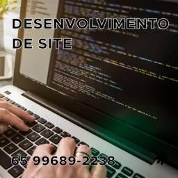 Desenvolvimento de Site