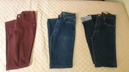 short e calça jeans