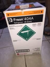 Gás 404A