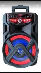 Caixa de som amplificada Amvox