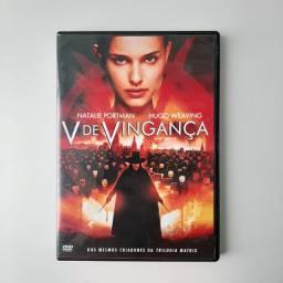 DVD Original - Filme - V de Vingança - Excelente Estado