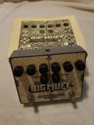 Pedal Fuzz Big Muff Germanium 4 pi