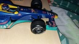 Réplicas de carros da F1