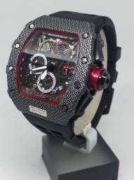 Relógio Richard Mille McLaren masculino
