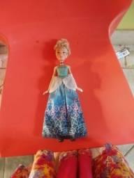 Boneca Barbie Cinderela coleção
