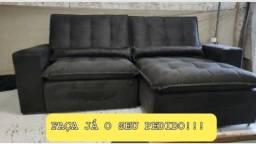 Sofá Amora C/Pillow  com opções de tamanhos!!!  2,50m