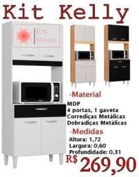 Armário de cozinha (ENTREGAMOS EM TODO RJ)