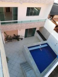 Casa 5/4 piscina, Cond Fechado Cabula
