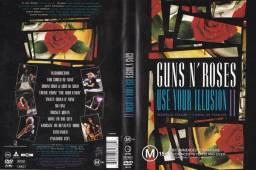 2 DVDs Guns n' Roses Live Tóquio