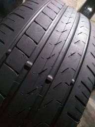 Título do anúncio: 215/50/17 pneus muito novos originais, marca Pirelli cinturato p 7