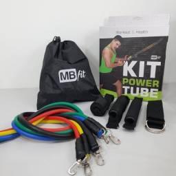 Título do anúncio: Kit Power Tube para exercícios