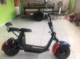 Scooter eletrica Eco Wheels