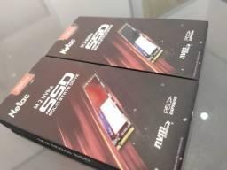 SSD M.2 NVME, 256GB Netac, 2400MB/s 1800MB/s