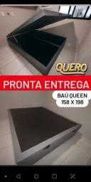 Título do anúncio: Base box baú Queen