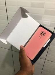 Moto G9 Play Rosa 1 mês de uso completo