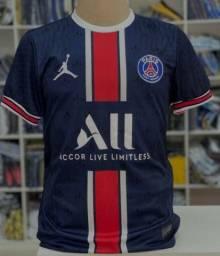 Camisa Paris Saint Germain Jordan Novos Modelos 2021