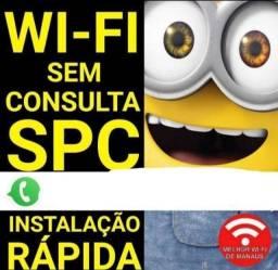 Wifi com tv combo