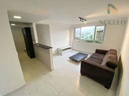 Apartamento com 2 dormitórios à venda, 61 m² por R$ 435.000,00 - Bessa - João Pessoa/PB