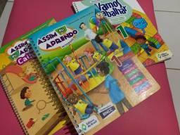 Kit de livros Assim eu aprendo, 1 Ensino fundamental