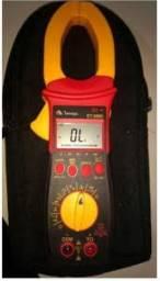 Amperímetro Multímetro Digital Alicate Minipa - Et-3880