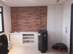 Armário e painel de TV (desmontado, pode ser montado ou aproveitar as peças)