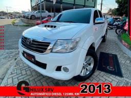 Título do anúncio: Hilux SRV 2013 DIESEL 4x4 EXTRA VEM CONFERIR ( Gmustang veiculos )