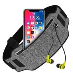 Suporte de cintura para o celular