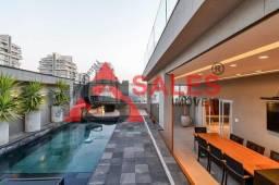 Cobertura Tríplex à venda R$ 4.500,000,00, locação, R$ 29.500, 428 metros úteis, 4 suítes,