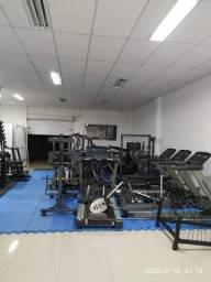 Academia de musculação completa!