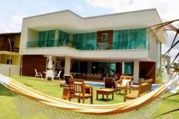Casa com 5 quartos a venda na Praia de Guarajuba