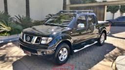 Nissan Frontier Diesel 2010 automática 4x4 maravilhosa! oportunidade!