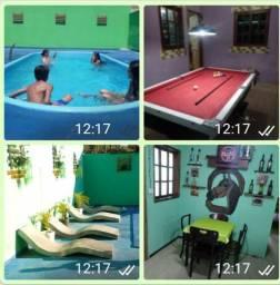 Casa Guaratuba piscina Internet sinuca