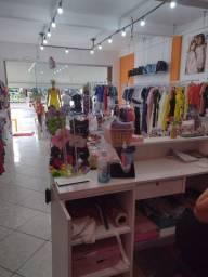 Vendo loja de roupas na geral do Lisboa
