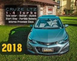 Título do anúncio: CRUZE Sport LTZ 1.4 Turbo Flex Automatico