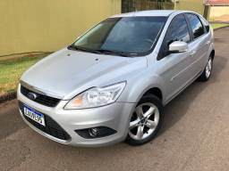 Ford Focus 1.6 Hatch Flex manual + Couro